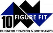 10-Figure Fit Logo